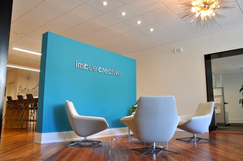 Imbue Creative Lobby