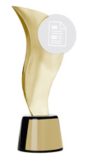Award Trophy Imbue Creative