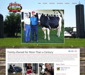 Fulper Farms WordPress Website