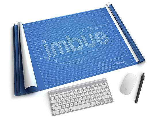 Imbue branding