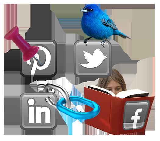 Imbue social media