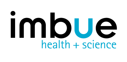 Imbue Health+Science Agency Logo