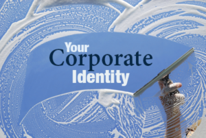 Create a corporate identity branding guide to build brand recognition and loyalty.