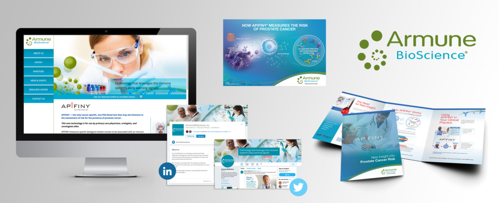 Medical diagnostics company marketing case study.
