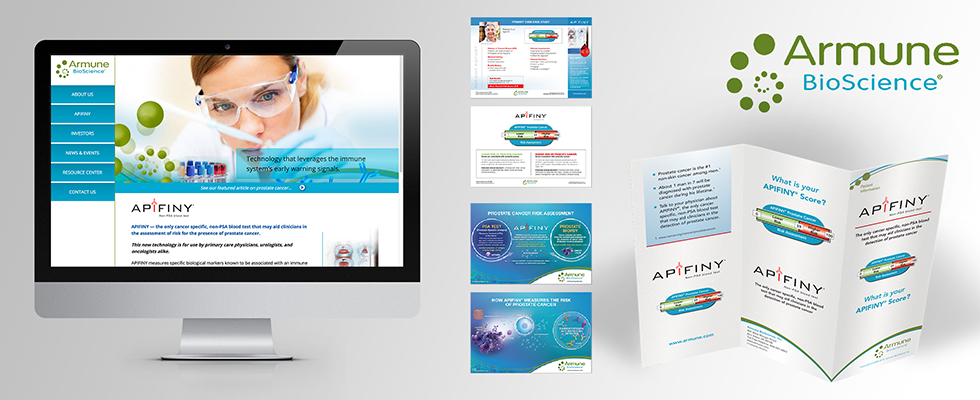 Pharmaceutical and healthcare industry mobile responsive website design.