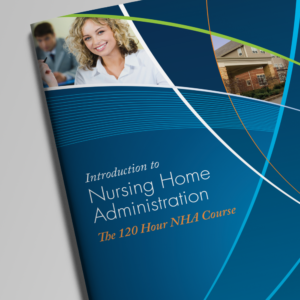 College of healthcare course catalog design by marketing agency.