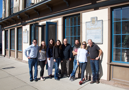 Ad agency is returning to Delaware River roots by moving to Holcombe Hall