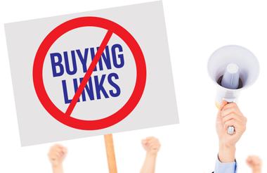 White hat practices for link building and SEO.