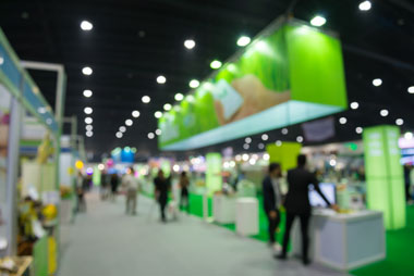 Tips for planning a trade show booth.