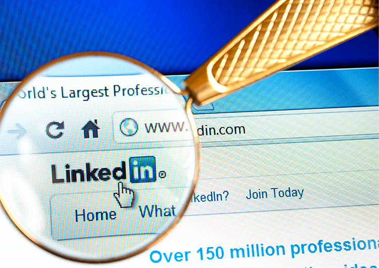 Get LinkedIn with customers, prospects and partners